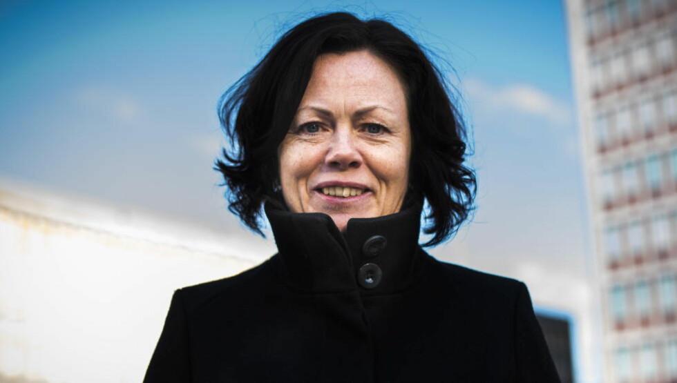 ENDRER LOVEN: Solveig Horne (Frp) tar i dag bort alle tidsfristene på farskapssaker. Foto: Lars Eivind Bones / Dagbladet