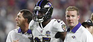 NFL-spiller døde etter ulykke