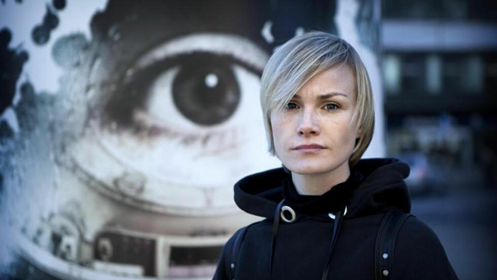 FUNDAMENTALISME: I «Martyrer» møter vi ungjenta Benedikte, spilt av Lena Kristin Ellingsen, en norsk kristen ungdom som blir ekstremist. Foto: Anders Grønneberg