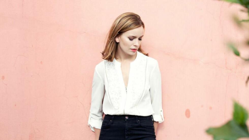 MINIALBUM: Marit Larsen gir ut sitt mest folk-pregete album i karrieren, et særdeles smakfullt minialbum kalt «Joni Was Right». Foto: Ingrid Pop