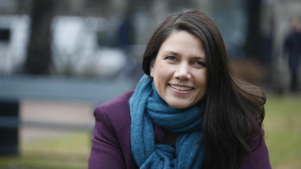 - MER ÅPENHET: Heidi Nordby Lunde sitter i Stortingets finanskomite for Høyre. Hun vil ha mer åpenhet og tilgjengelighet rundt budsjettpostene som betaler for kongehuset og monarkiet. Foto: Tom A. Kolstad