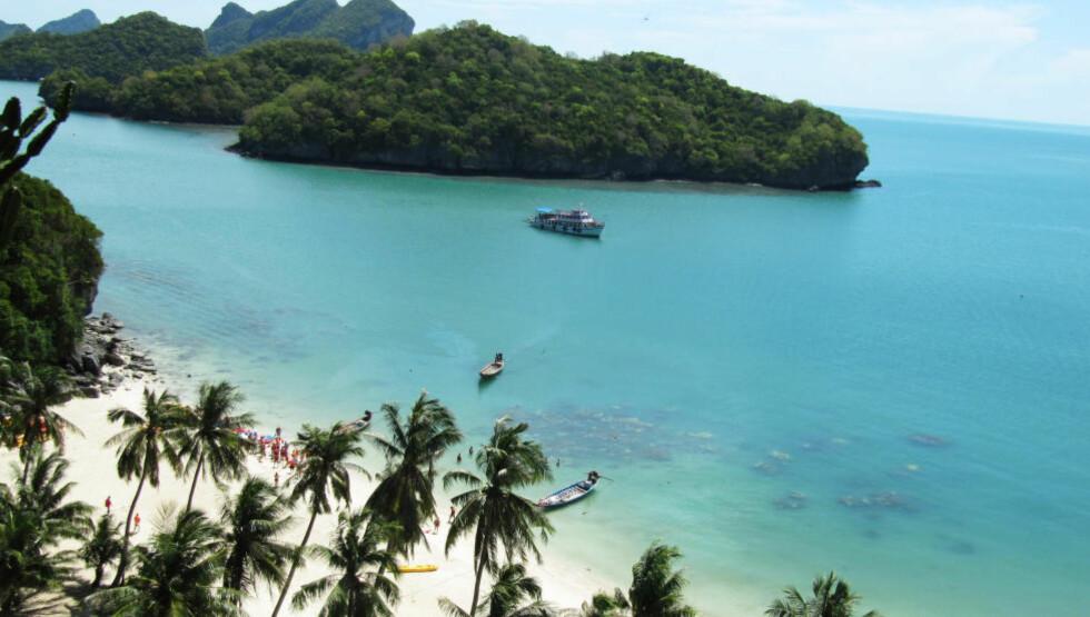 NORDMENN TRENGER HJELP: Sjømannskirken i Thailand opplyser at nordmenn som havner på kjøret i landet og strander der, har blitt et stort problem.  Foto: Berit Keilen / SCANPIX