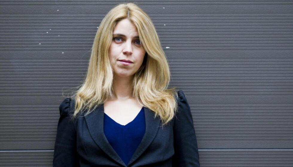 TILBYR SLUTTPAKKER: Nyhetsdirektør i NRK, Alexandra Beverfjord, gir alle sine ansatte mulighet til å søke sluttpakke. Foto: Vegard Grøtt / NTB scanpix