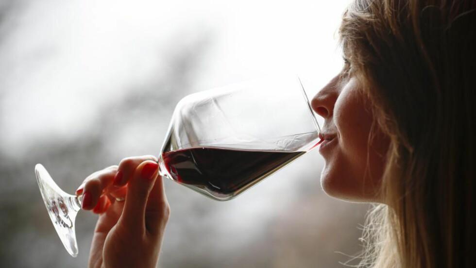 SATSER PÅ DRUENE: Det sier seg selv at man neppe får vin av ypperste klasse til 150 kroner, men vellaget god vin er absolutt mulig å oppdrive. Foto: NTB SCANPIX