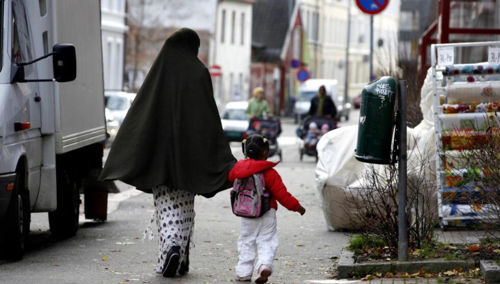 ØNSKER MUSLIMSK SKOLE PÅ GRØNLAND: En stiftelse har fått avslag fra Utdanningsdirektoratet på å starte en muslimsk grunnskole. Foto: Geir Bølstad