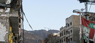 Norge har stoppet ammunisjonssalg til Emiratene