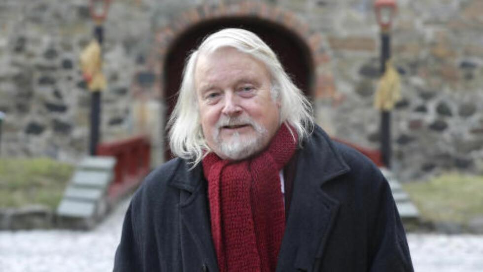 PER EDGAR KOKKVOLD:  - En minister skal tåle kritikk i det offentlige rom, sier Per Edgar Kokkvold. Foto: Vidar Ruud / NTB scanpix