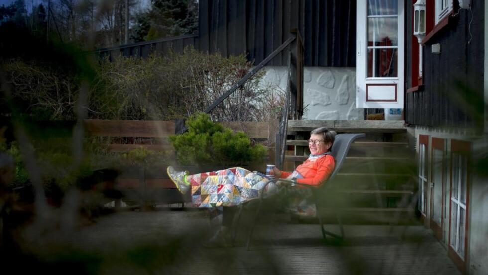 60 OG FORTSATT SPREK: Ingrid Kristiansen som blant annet satte verdensrekord på Bislett i 1984, ble 60 år for en måned siden, men hun er fortsatt svært aktiv. Og hun har fortsatt meninger om det meste, blant annet dagens unge bloggere. Foto: Bjørn Langsem / Dagbladet