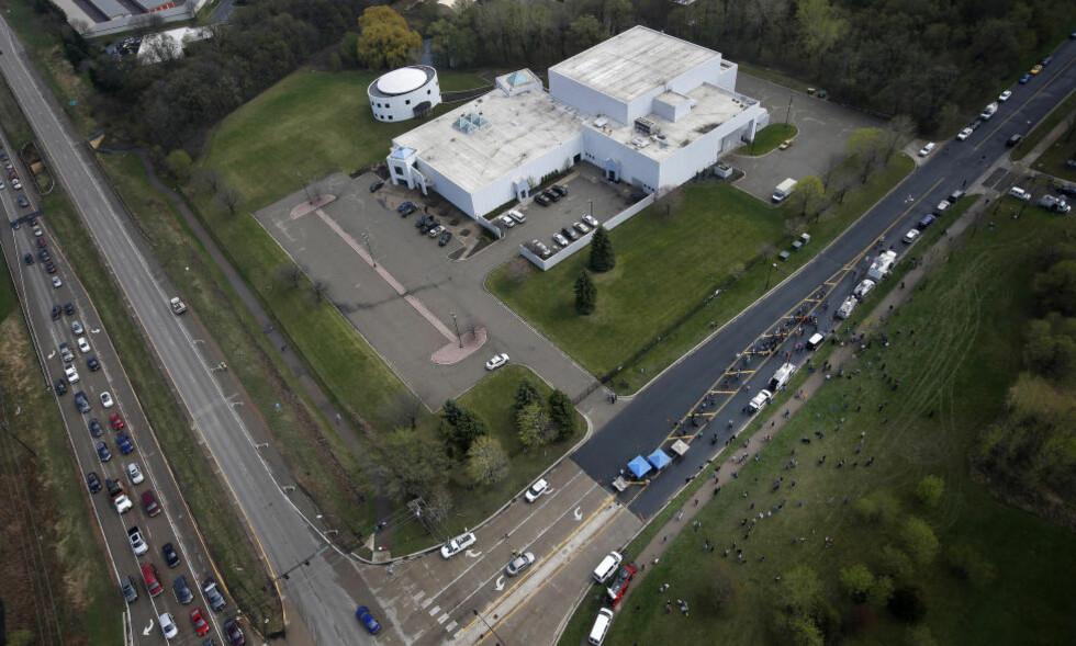 LEGENDARISK: Paisley Park Studios i Minnesota var stedet Prince spilte inn rundt 30 album, og mytene om stedet var mange. Foto: NTB Scanpix