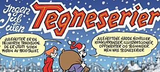 Derfor elsker vi tegneserier i Norge