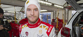 Mads Østberg forlater Citroën - er klar for rival