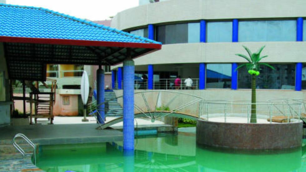 UNDER ANGREP: Radisson Blu-hotellet i Bamako, et av den maliske hovedstaden mest luksuriøse hoteller. Arkivfoto: Radisson