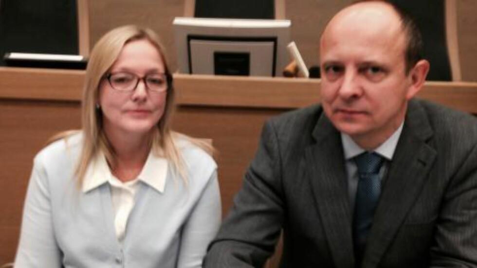 SAKKYNDIGE:  Spesialist i psykiatri Rita Lyngved og psykologspesialist Bjørn Solbakken. FOTO: ØYSTEIN ANDERSEN/DAGBLADET.