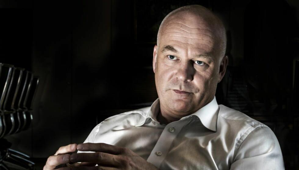 MÅ KUTTE: NRK og NRK-sjef Thor Gjermund Eriksen kutter 17 millioner av nyhetsbudsjettet neste år. Foto: Hans Arne Vedlog  / Dagbladet
