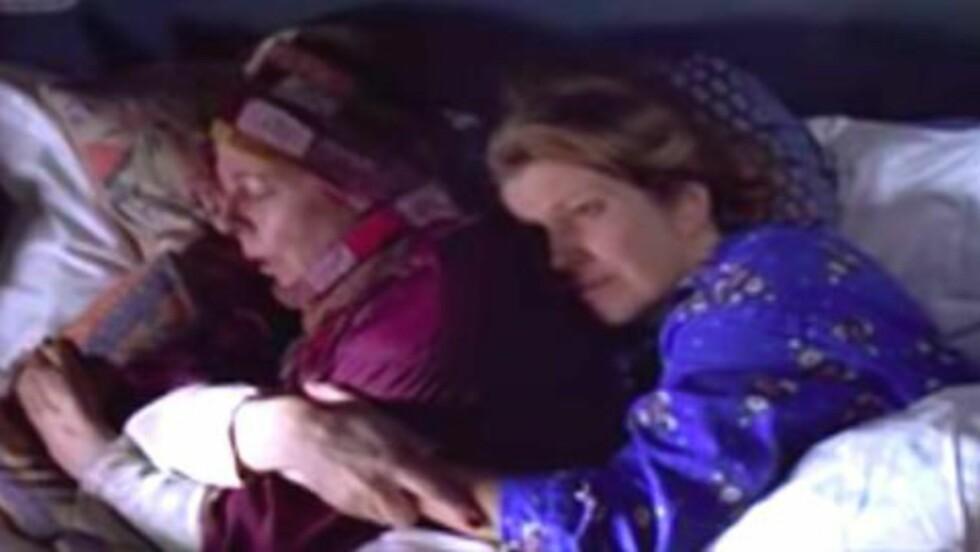 DØDSSYK: Historien om de to eldre damene. Skjermdump:Youtube