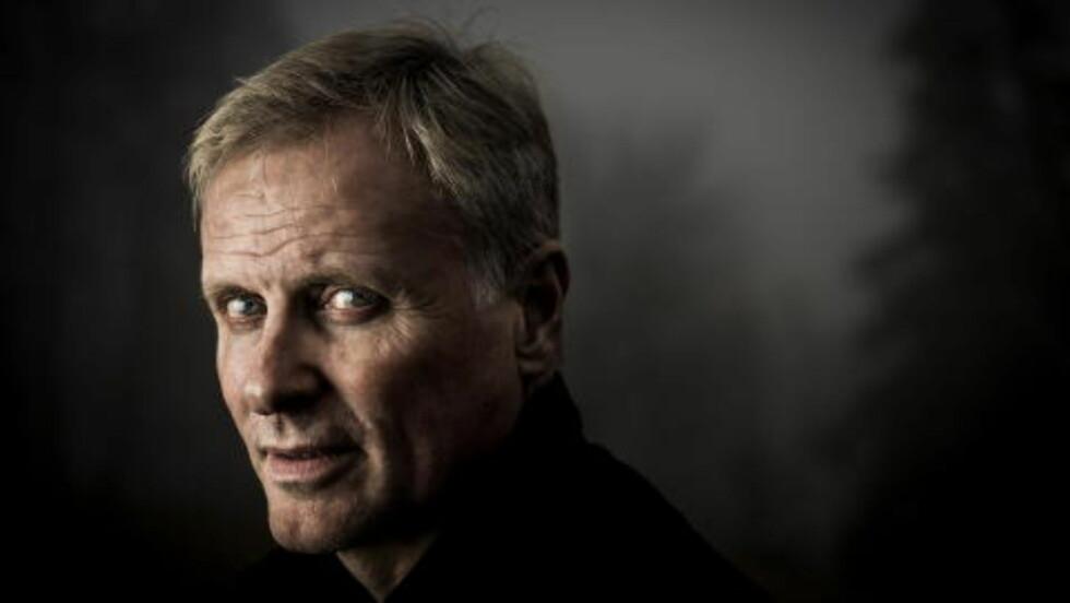 PR-OPPDRAG: Administrerende direktør og partner i First House, Per Høiby, bekrefter at PR-byrået bistår Vimpelcom i Norge. Foto: John T. Pedersen / Dagbladet