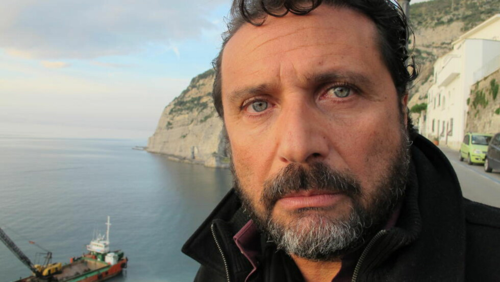 CHANGED HIS APPEARENCE: Francesco Schettino awaits the appeal process. This time he hopes that the court will call for maritime expertise. Photo: Heidi Molstad Andresen