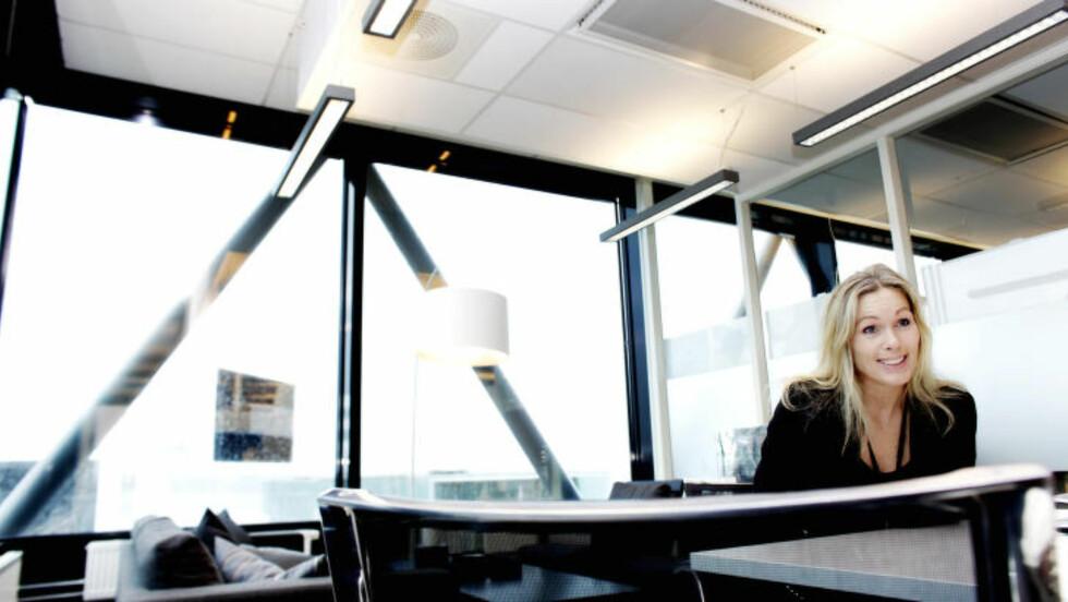 HALVANNET ÅR: Anita Krohn Traaseth har ledet Innovasjon Norge i en tid preget av kutt og nedbemanninger det siste halvannet året. Foto Kristin Svorte /Dagbladet