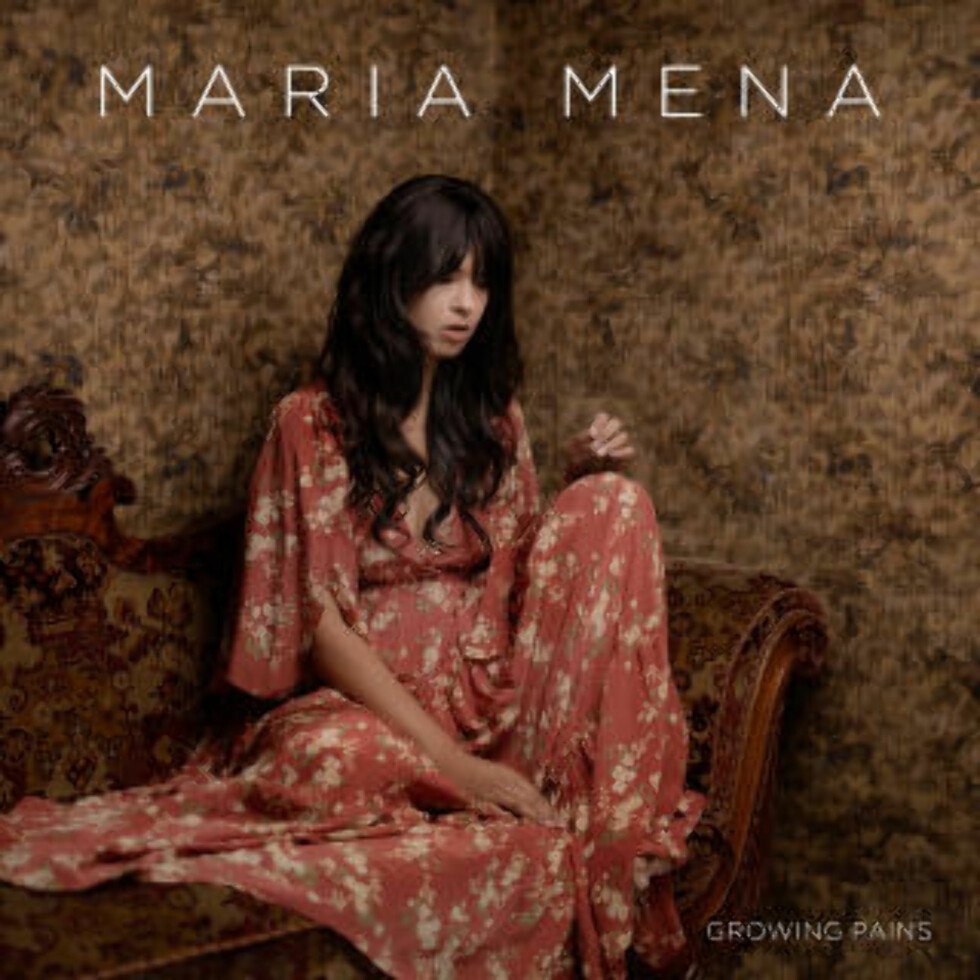 Anmeldelse: Maria Mena - «Growing Pains»