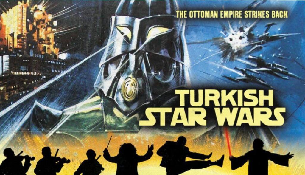 TURKISH STAR WARS: En absurd konsekvens av Star Wars' internasjonale suksess. Bilde: Turkish Star Wars