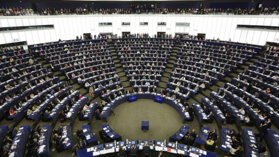 BRYTE SAMMEN:   Tysk EU-ekspert mener samarbeidet vil bryte sammen innen ti år. Foto: Fredrik Persson