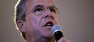 Presidentkandidat Jeb Bush elsker «Lilyhammer»