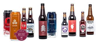 Slik velger du øl til julematen