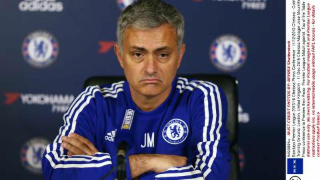 UTAKKNEMLIG. Claudio Ranieri påstår at José Mourinho har opptrådt utakknemlig overfor ham. Mandag møtes de to på sidelinja, når Leicester møter Chelsea. Foto: BPI/REX Shutterstock/NTB scanpix.