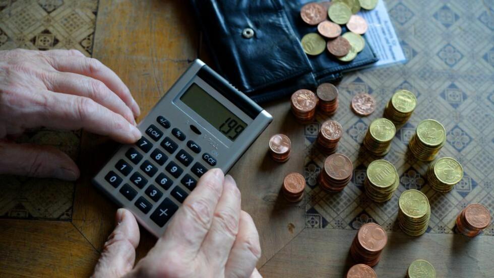STYRKET MOT EURO:  Tirsdagens beslutning om å bholde svensk styringsrente på minus 0,35, førte umuddelbart til at svensk valuta ble styrket mot euro. Illustrasjonsfoto: Frank May, DPA/NTB Scanpix.