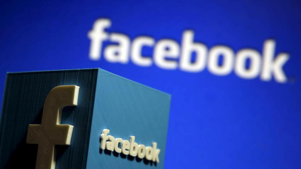 KAN BLI UTESTENGT: Som følge av en ny EU-lov vil europeiske barn under 16, trolig ikke kunne ha en lovlig profil på sosiale medier som Facebook, Snapchat og Instagram.Foto: REUTERS/Dado Ruvic