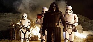 Disney erklærte tidenes beste kinoåpning for Star Wars. Det stemte ikke