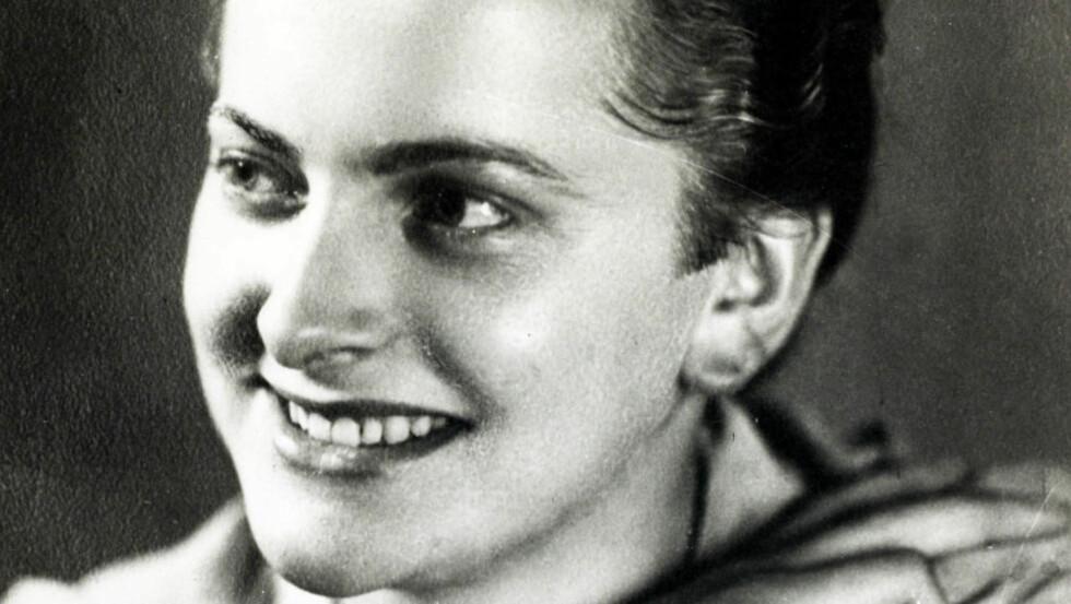 «HYENEN FRA AUSCHWITZ»: Irma Grese fotografert tidlig i krigen, rundt 1940. Foto: Getty Images