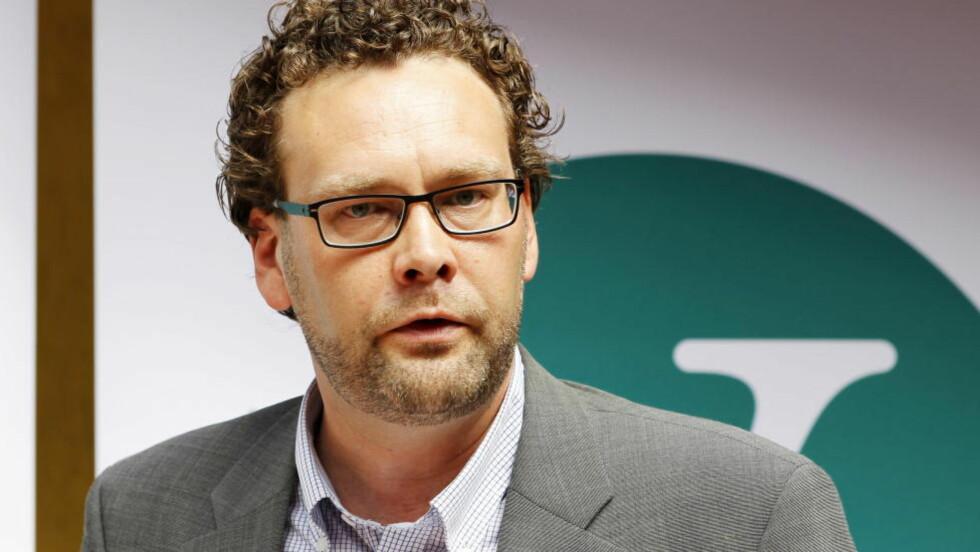 DØD: Tidligere nestleder i Venstre, Helge Solum Larsen, er død. Foto: Håkon Mosvold Larsen / Scanpix