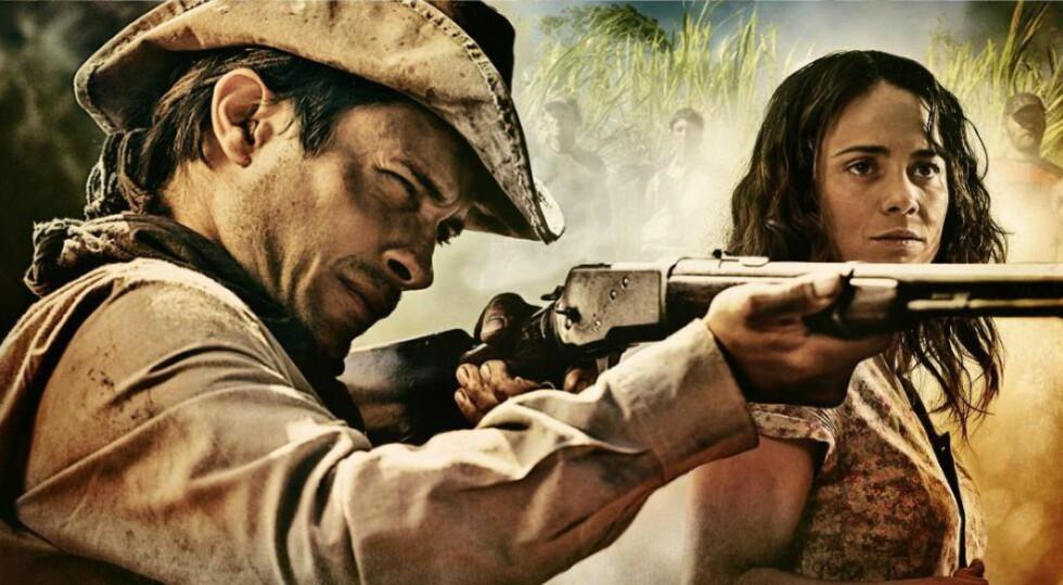 Dramatikk i Amazonas