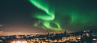 Stort solutbrudd kan gi nordlys i hele Norge