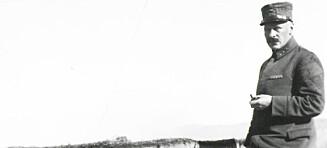 Eventyreren Sveder Bang fra Trondheim ble berømt som samtidas fremste livredder