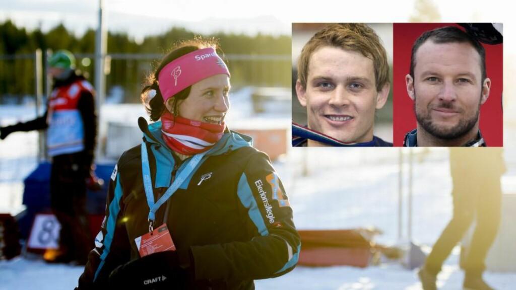 FØDT I GÅR: Sønnen til Marit Bjørgen og Fred Børre Lundberg ble født i går. Det betyr at han får en helt unik bursdag. Foto: NTB Scanpix