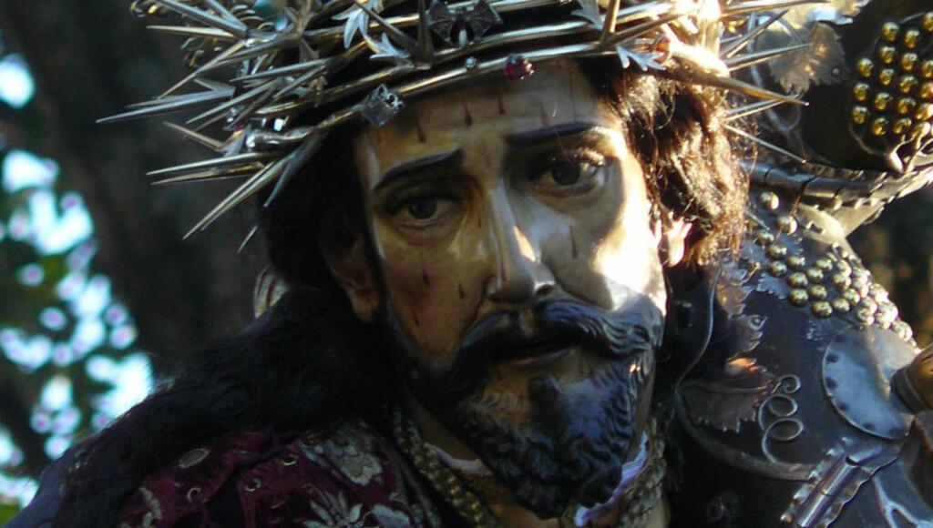 JESUS-GENERAL: En prest i Guatemala lovte i sin julaften-preken at en statue, kjent under navnet Jesús de la Merced, ville bli forfremmet til general i landets hær. Foto: Luis Ortega / Wikimedia commons