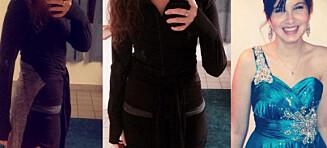 Imen (18) ble nektet å trene fordi hun hadde for kort shorts