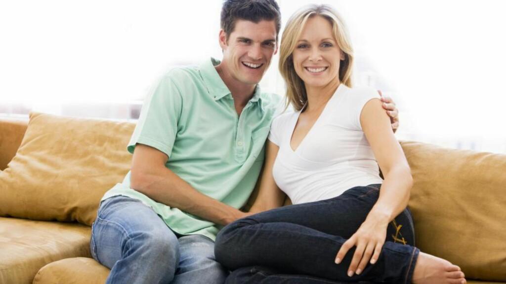 STADIG VANLIGERE: Toleransen har økt for aldersforskjell i par, spesielt i par der kvinnen er eldst, mener psykologspesialist Eva Tryti. Foto: MONKEY BUSINESS
