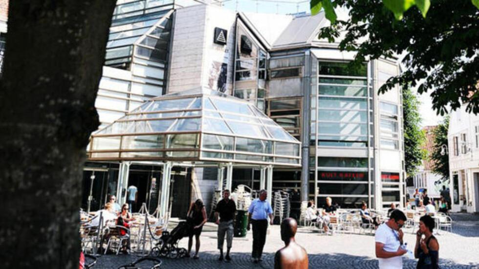SØLVBERGET: Kulturhuset i Stavanger er den sentrale arenaen under Kapittel-festivalen. Men den foregår også på en rekke andre møteplasser.