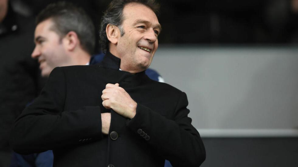 FORBYR KAMERAER: Massimo Cellino synes laget hans vises for ofte på tv. Leeds-eieren frykter det betyr dårligere oppmøte på kampene, og mandag ba han personalet hindre tv-kameraer adgang til stadion.