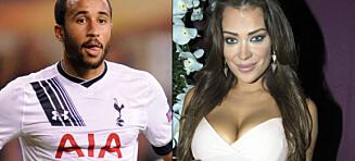 Tottenham-stjernas kjæreste ble lurt: - Fikk du bot for å ikke møte til trening?