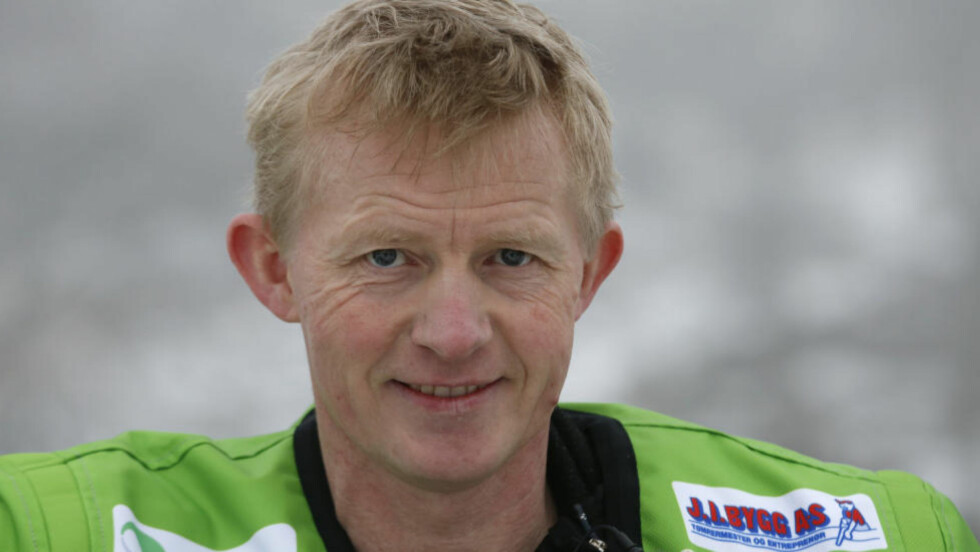 HERJER I AFRIKA: Pål Anders Ullevålseter tok en ny etappeseier i Africa Race. Foto: Terje Bendiksby / NTB scanpix
