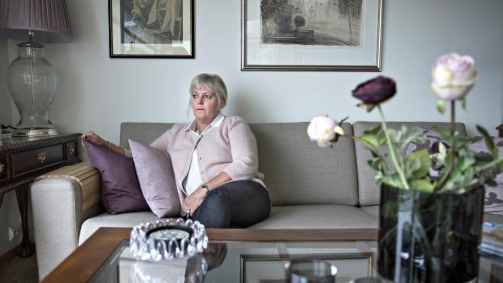 IKKE I TVIL: Tinas mor, Torunn Austdal Rasmussen, er glad politiet nå sier de skal granske sin egen etterforskning av saken. Bildet er fra 2014. Foto: Carina Johansen / Dagbladet