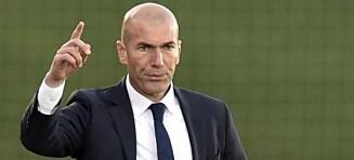 Benitez sparket i Real Madrid - Zidane tar over