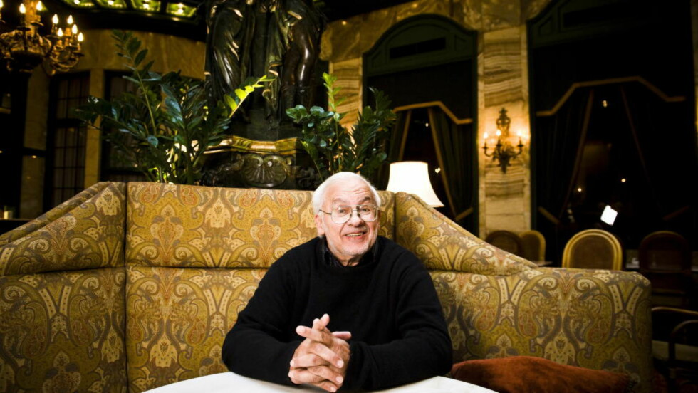 LEGENDE: Paul Bley møtte Dagbladet da han var innom Oslo Jazzfestival i 2008. I anledning hans bortgang på søndag publiserer vi intervjuet om igjen. Foto: Håkon Eikesdal
