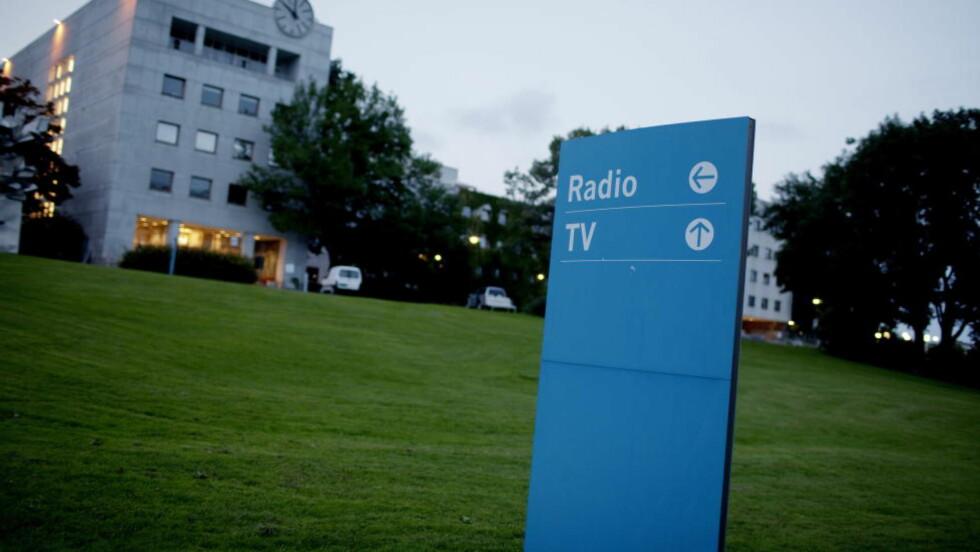 PÅ TOPP: NRK ble felt ti ganger i Pressens Faglige utvalg i fjor. De siste fem årene har NRK blitt felt 49 ganger.  Foto: Stian Lysberg Solum / SCANPIX