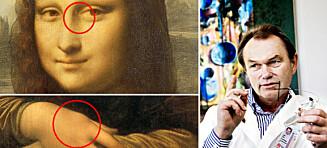 Norsk Mona Lisa-teori vekker oppsikt