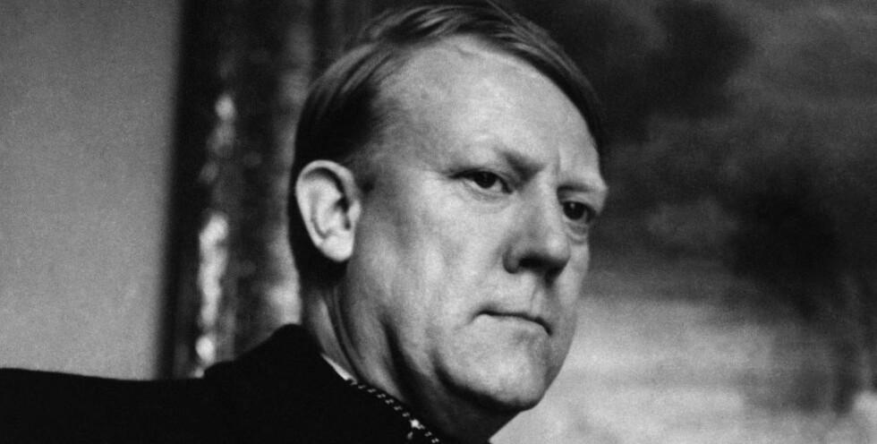 <strong>BLE BEGREP:</strong> Vidkun Quisling ledet NS-regjeringen fra 1. februar 1942. Navnet har blitt stående som synonymt med forræderi. Foto: AP / NTB Scanpix